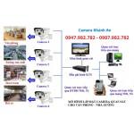 Tư vấn thiết kế lắp đặt hệ thống camera giám sát